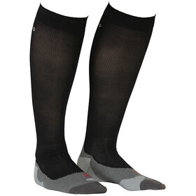 Gococo Compression - Calcetines Running - negro